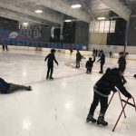 3rd Graders had a blast learning how to ice skate! Photo Credit: Ms. Sims