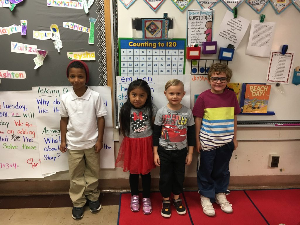 Students participate in Disney Day.