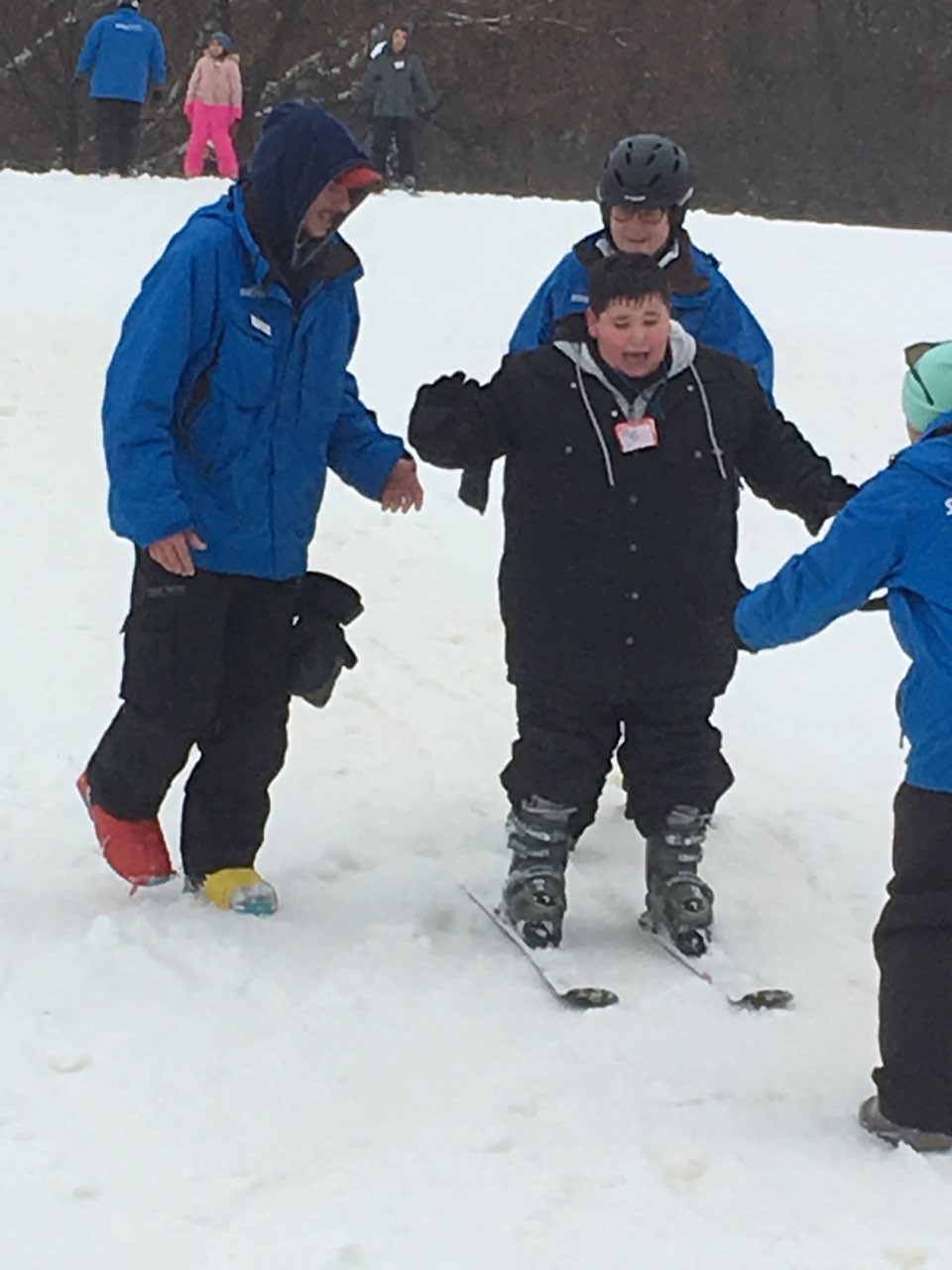5th Grade students went to Snow Creek to ski!! What an amazing opportunity! We hope that everyone had a lot of fun! Photo Credit: Ms. Barry