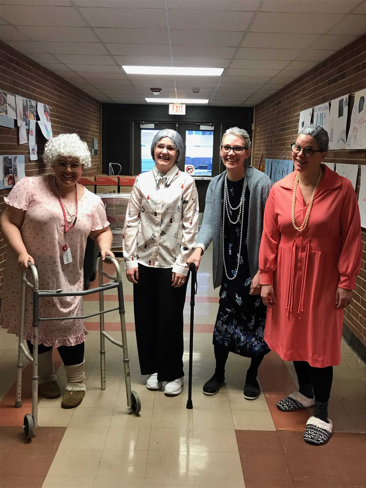 Students in Kindergarten celebrated the 100th day of school! It was a blast! Students participated in counting to 100, 100th day art, stories, and other fun! Photo Credit: Ms. Bellah