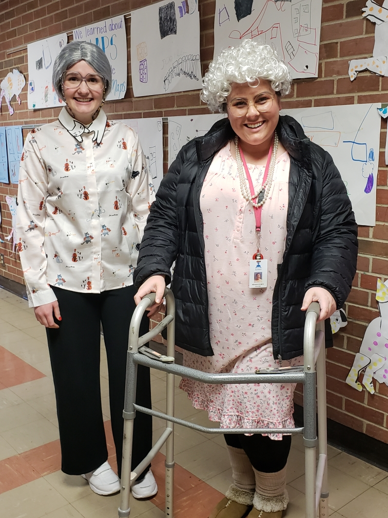 Students in Kindergarten celebrated the 100th day of school! It was a blast! Students participated in counting to 100, 100th day art, stories, and other fun! Photo Credit: Ms. Schmitt