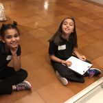 3rd Graders enjoy a field trip to the Nelson Atkins Museum of Art. Photo Credit: Ms. Sims