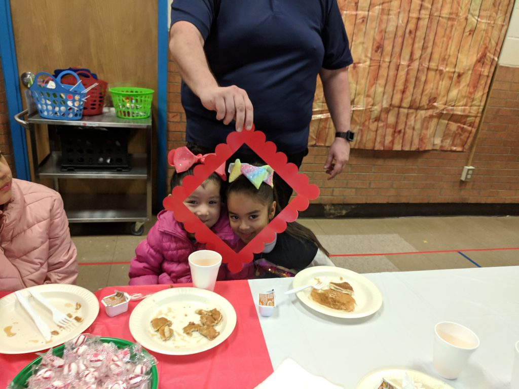 Students, Families, Staff & Community Members have a great time at New Stanley's 2nd Annual Pancakes for Parents!Students, Families, Staff & Community Members have a great time at New Stanley's 2nd Annual Pancakes for Parents!