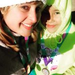 Students & staff participate in the GOTR Fall 5K at Children's Mercy Park. Photo Credit: Ms. Short